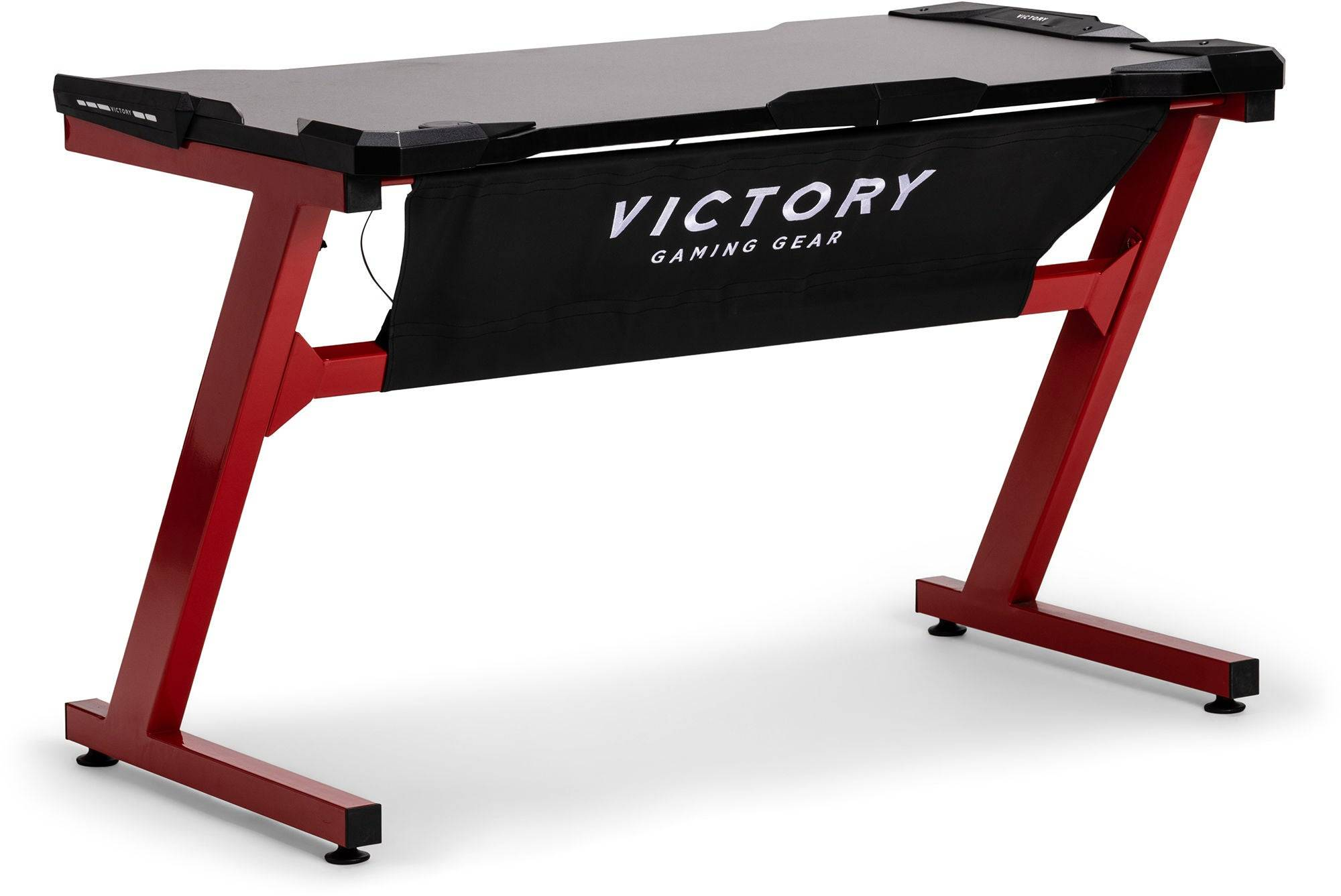 Victory Z1 Pro Gamingbord, Rød