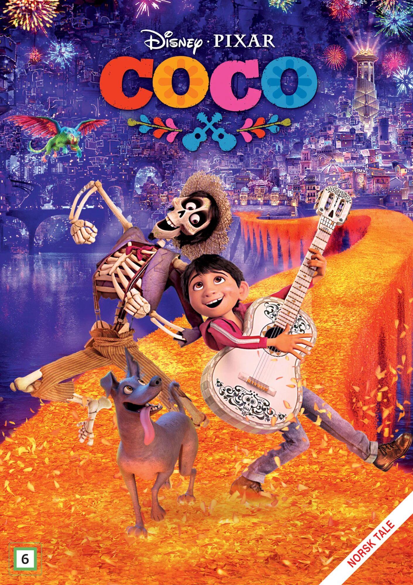 Disney Coco DVD