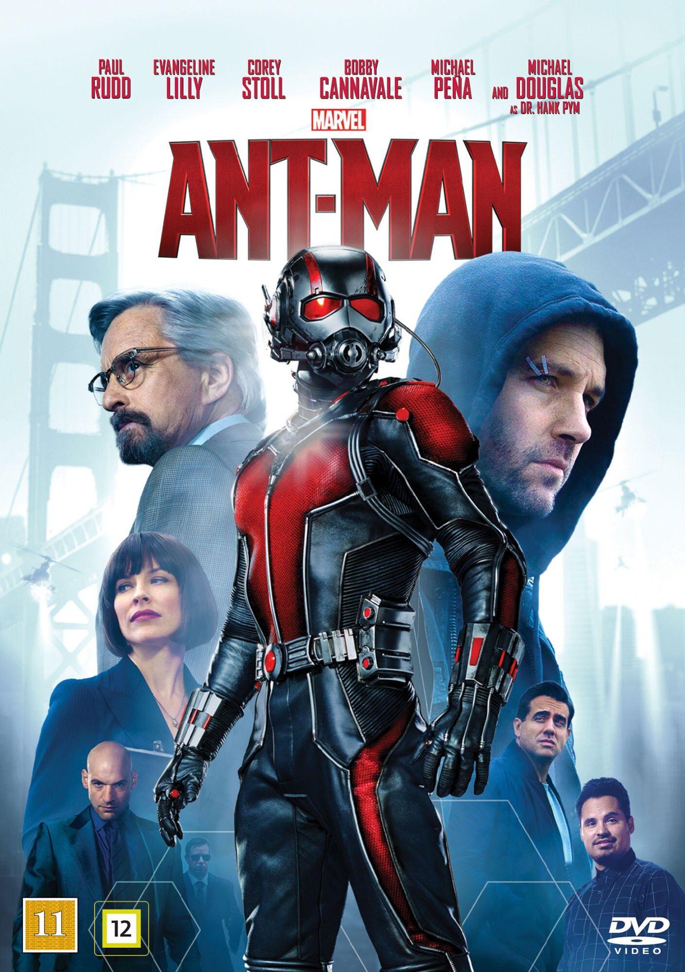 Marvel Ant-Man DVD