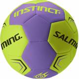 Salming Instinct Plus Håndball, Purple/Yellow Size 1
