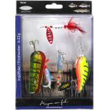 Fladen Fishing Fladen Gjedde 5-pack Sluksett