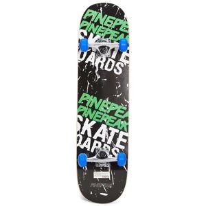 Impulse Skateboard, Svart/Grønn