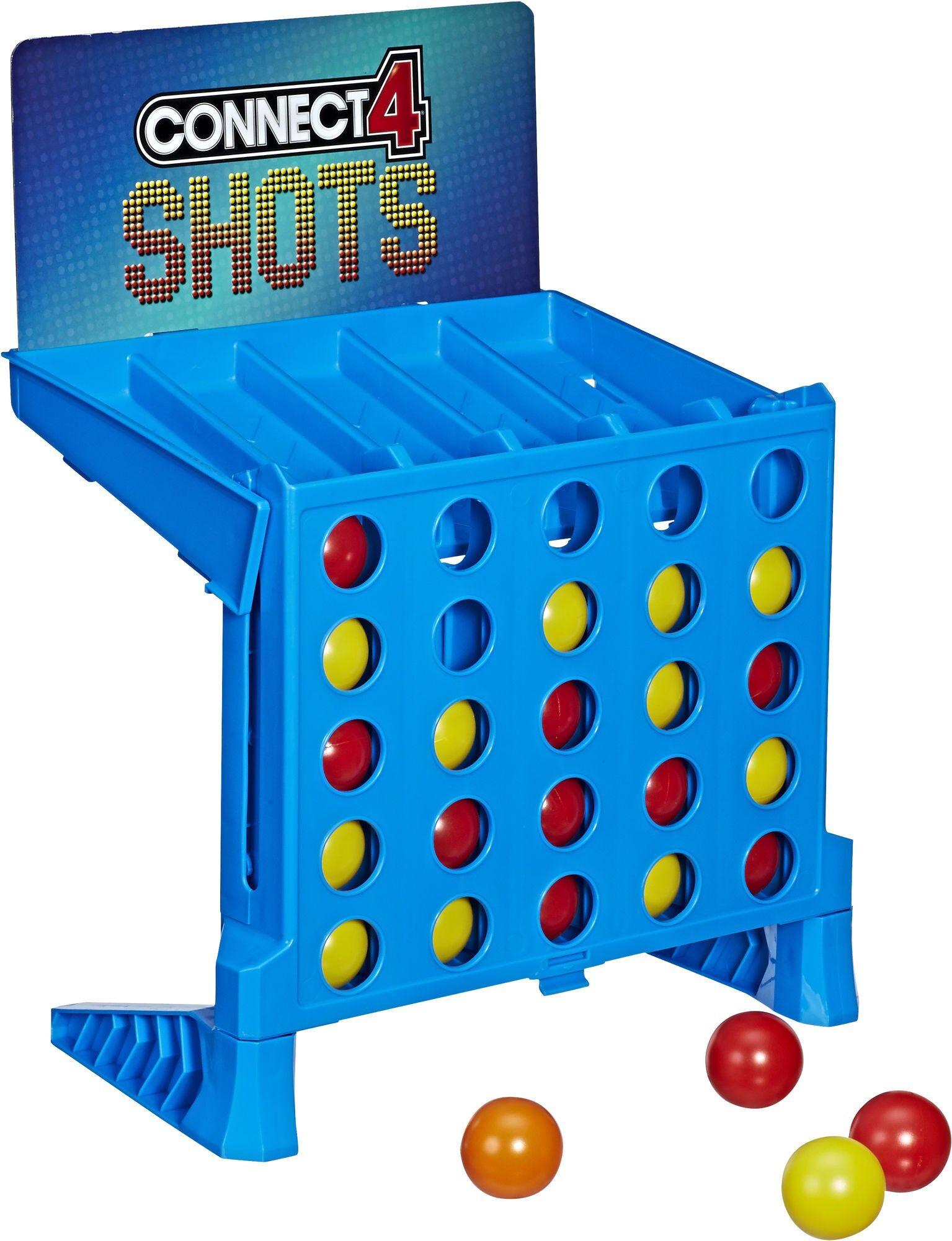 Hasbro Spill Connect 4 Shots