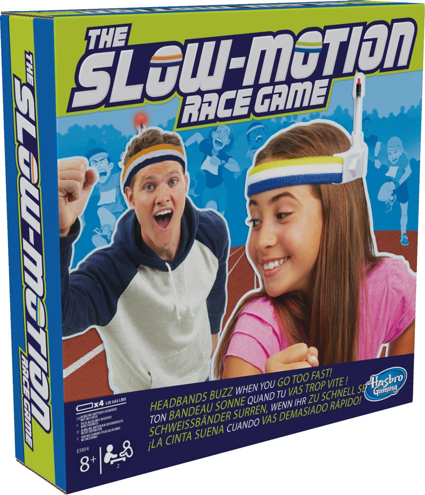 Hasbro The Slow-Motion Race