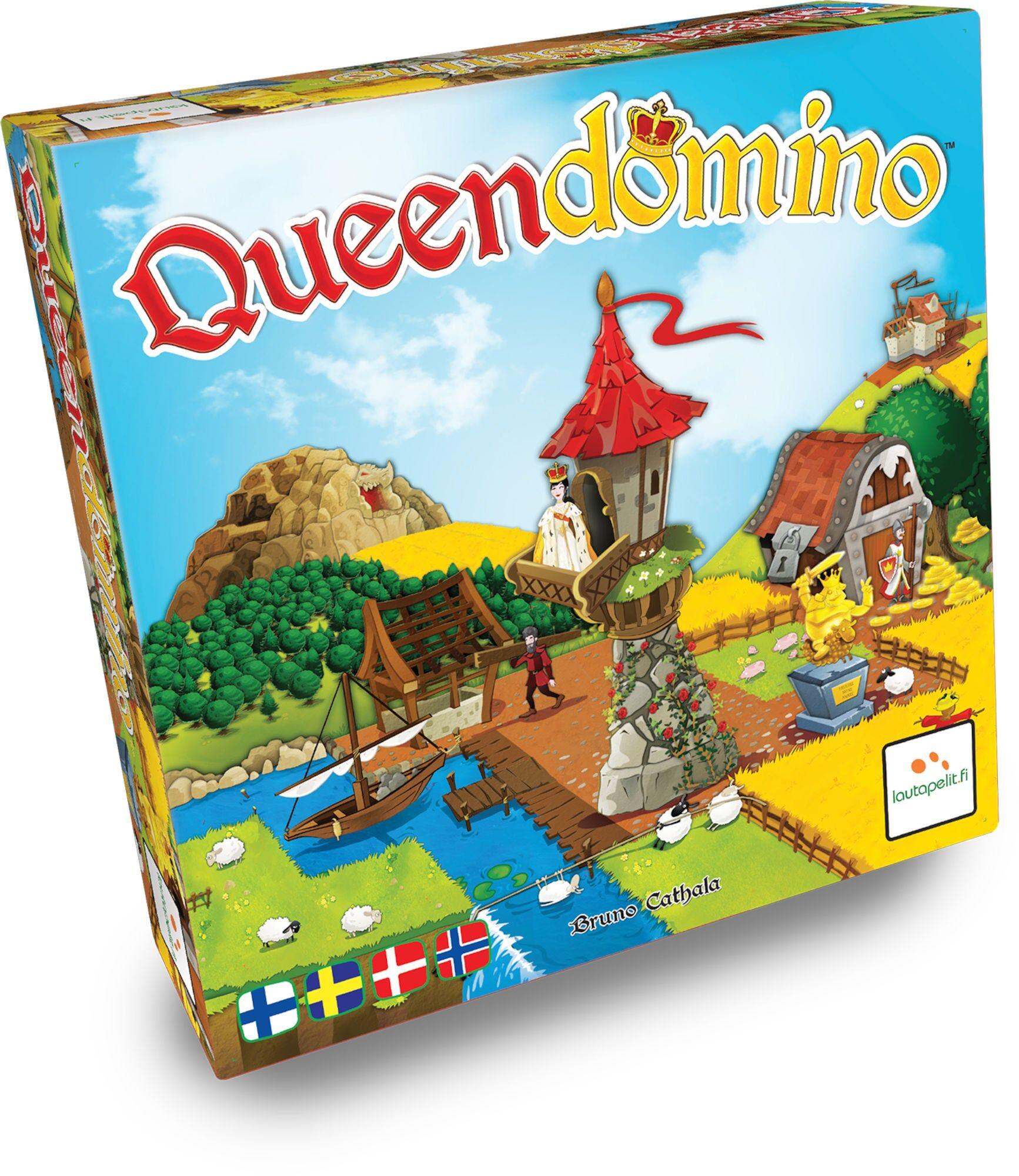 Brädspel.se Queendomino Familiespill