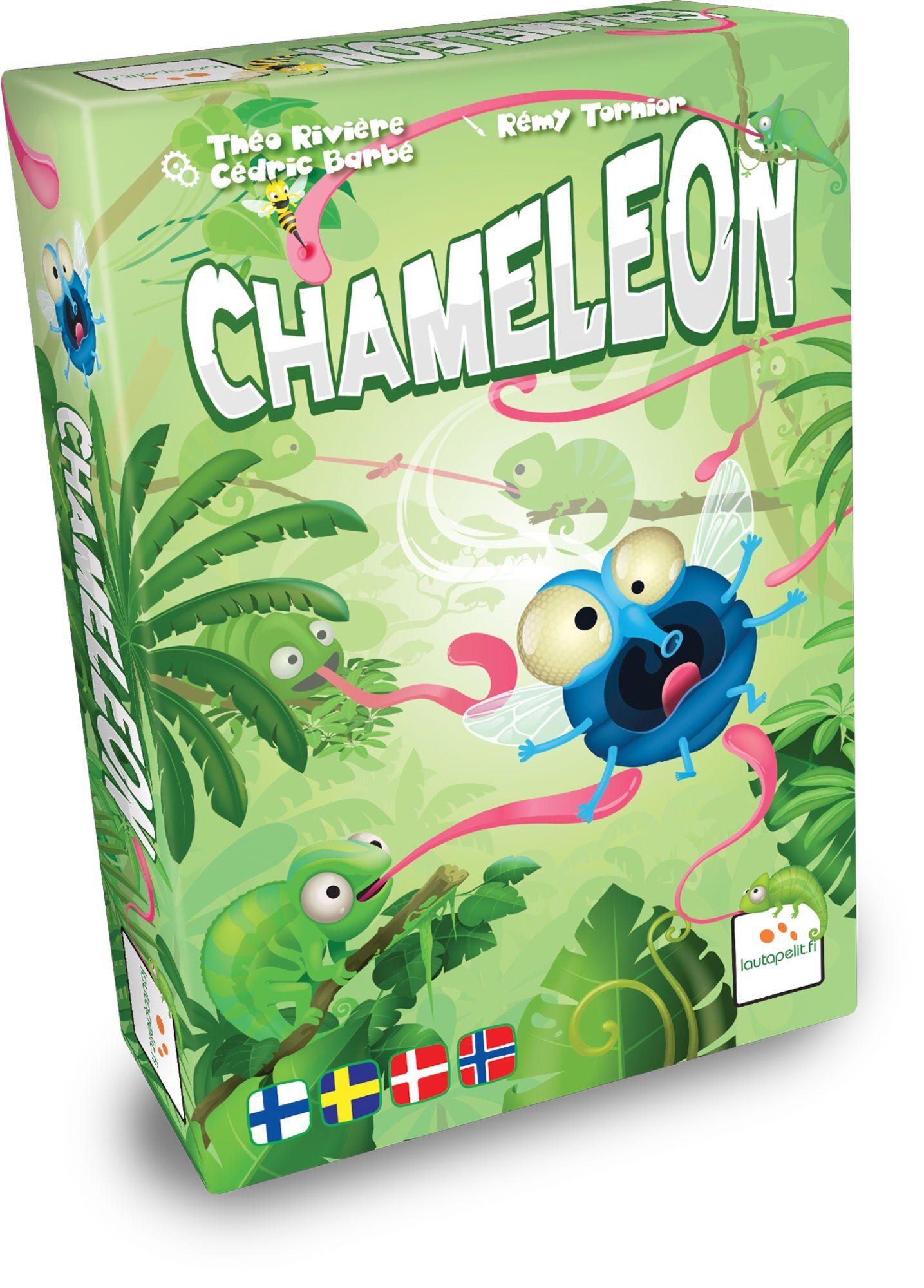 Brädspel.se Chameleon Barnespill