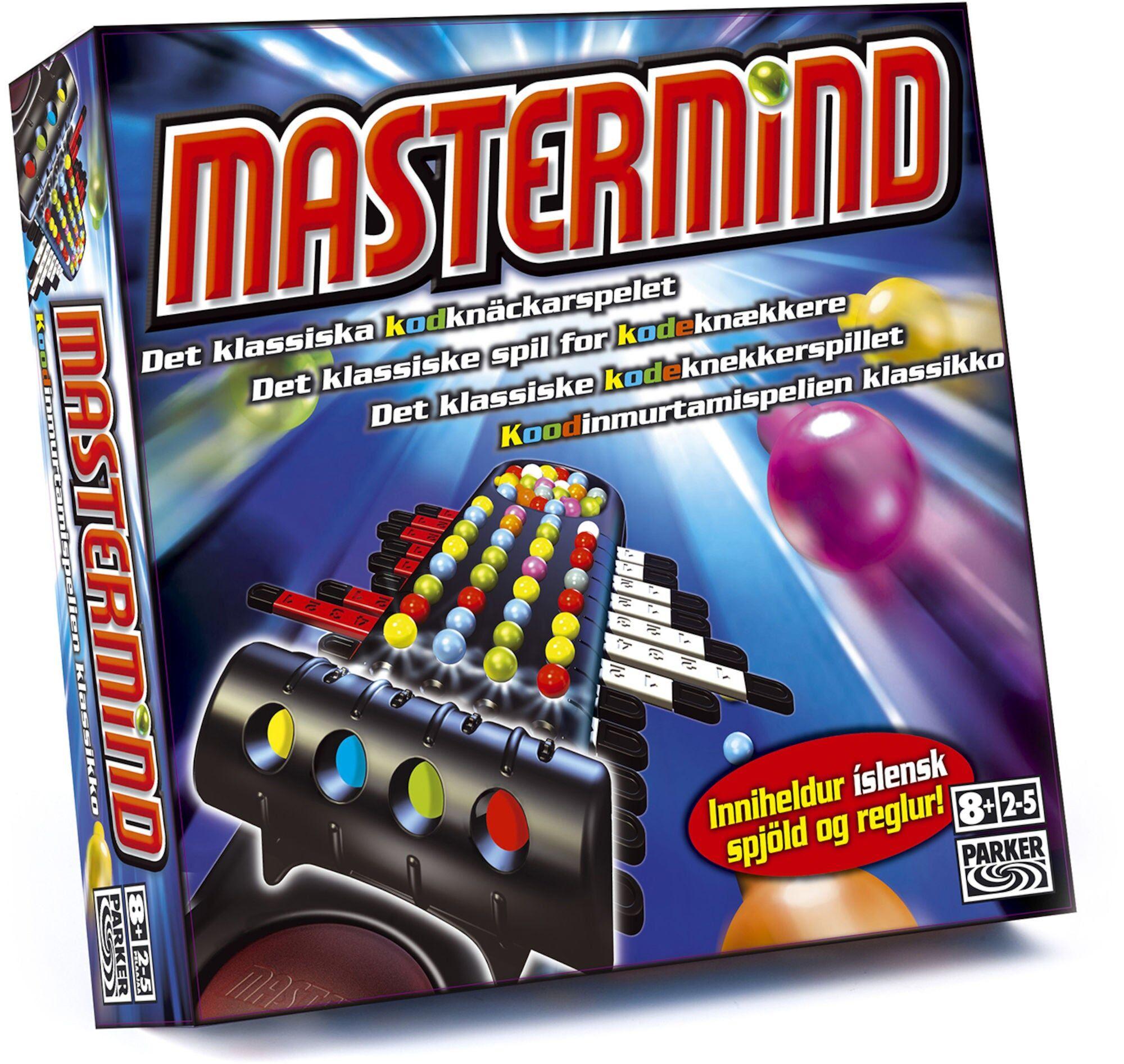 Hasbro Spill Mastermind