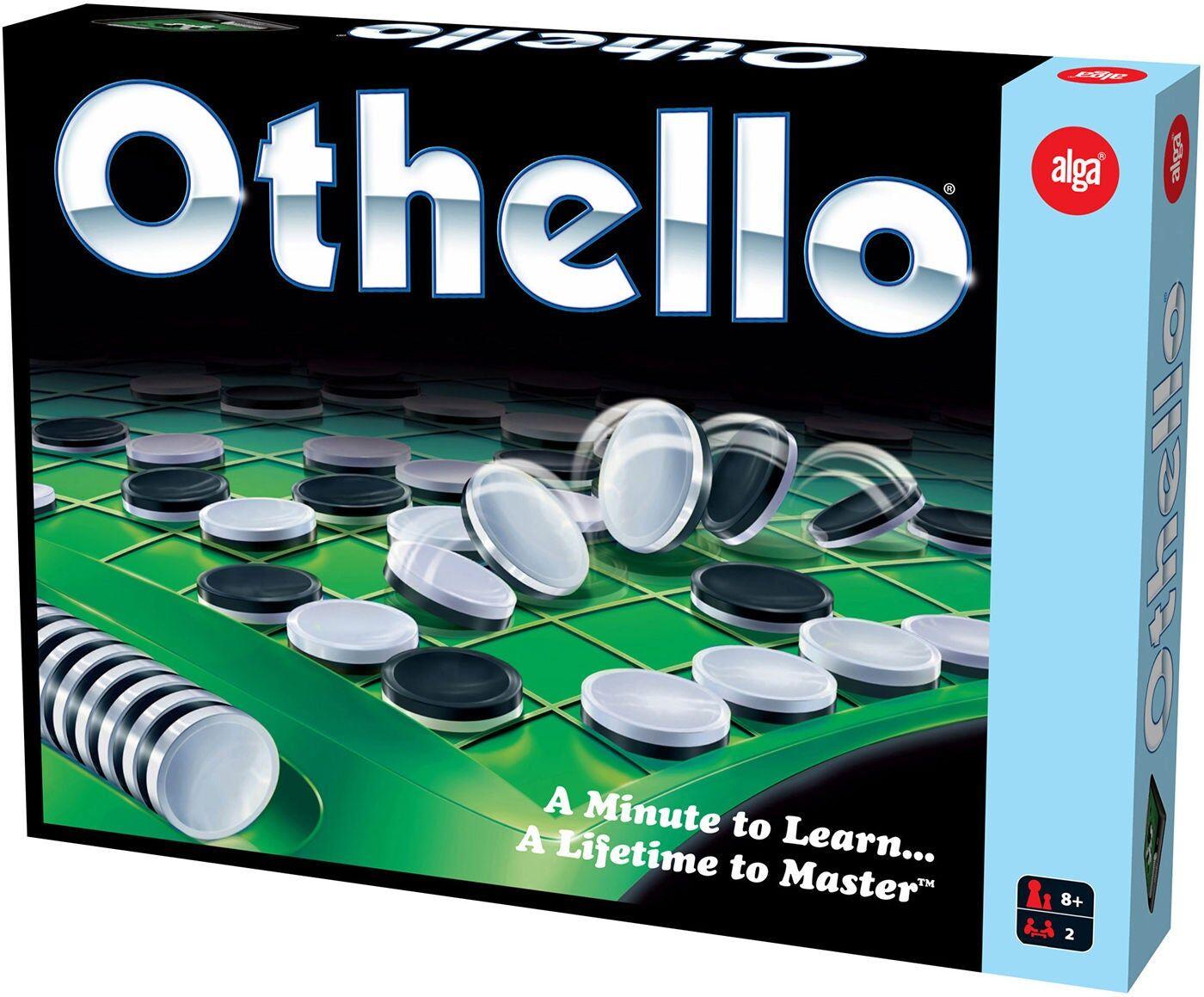 Alga Spill Othello