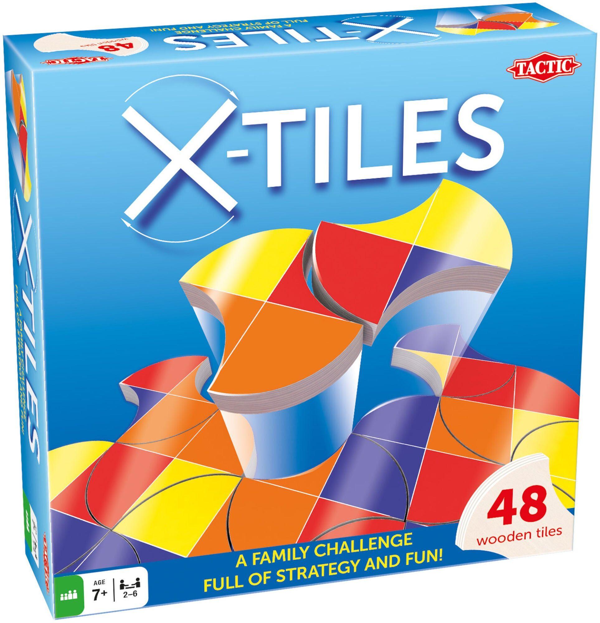 Tactic X-Tiles Spill