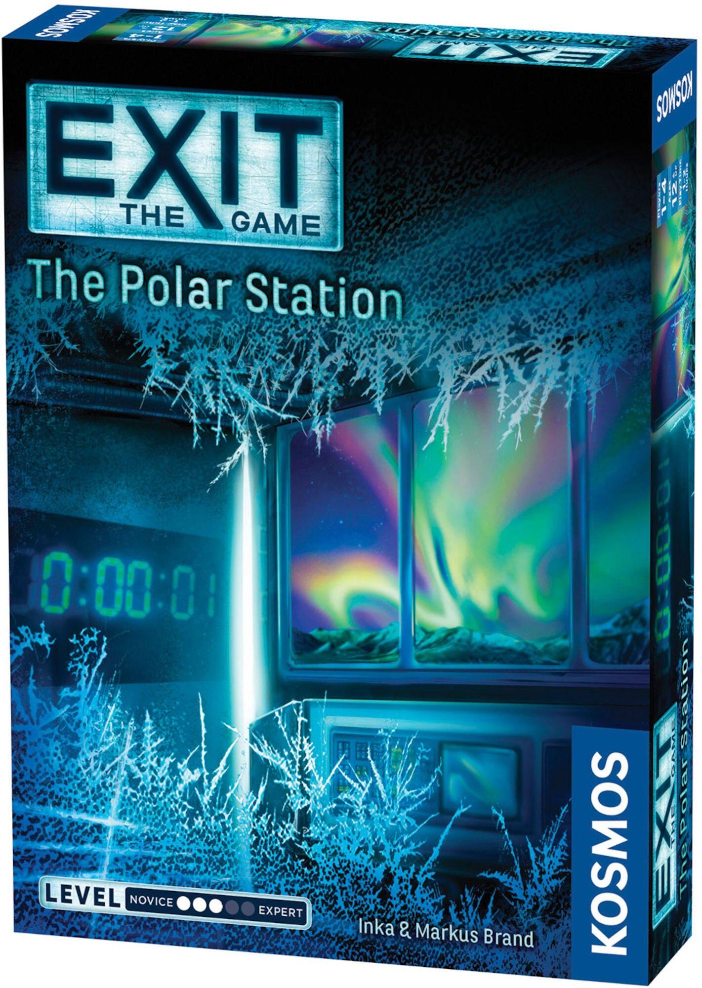Brädspel.se Exit: The Polar Station Selskapsspill