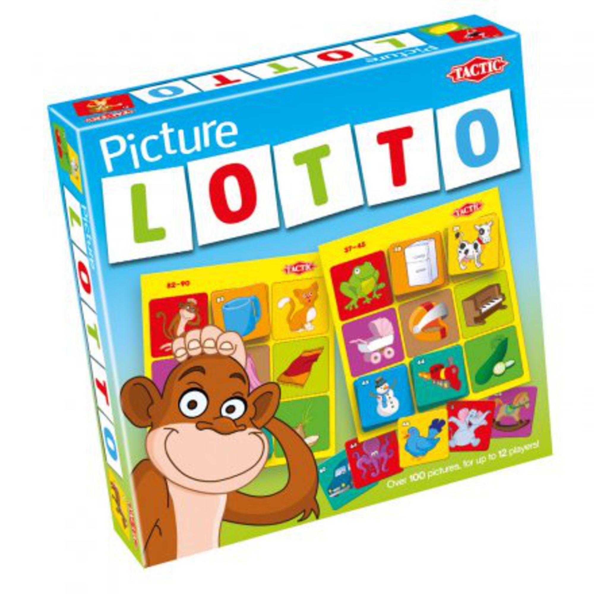 Tactic Spill Lotto Bilder