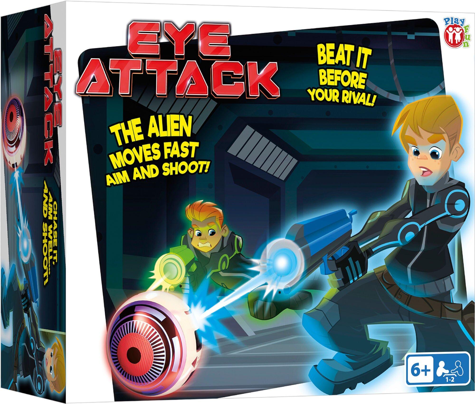 IMC Toys Spill Eye Attack