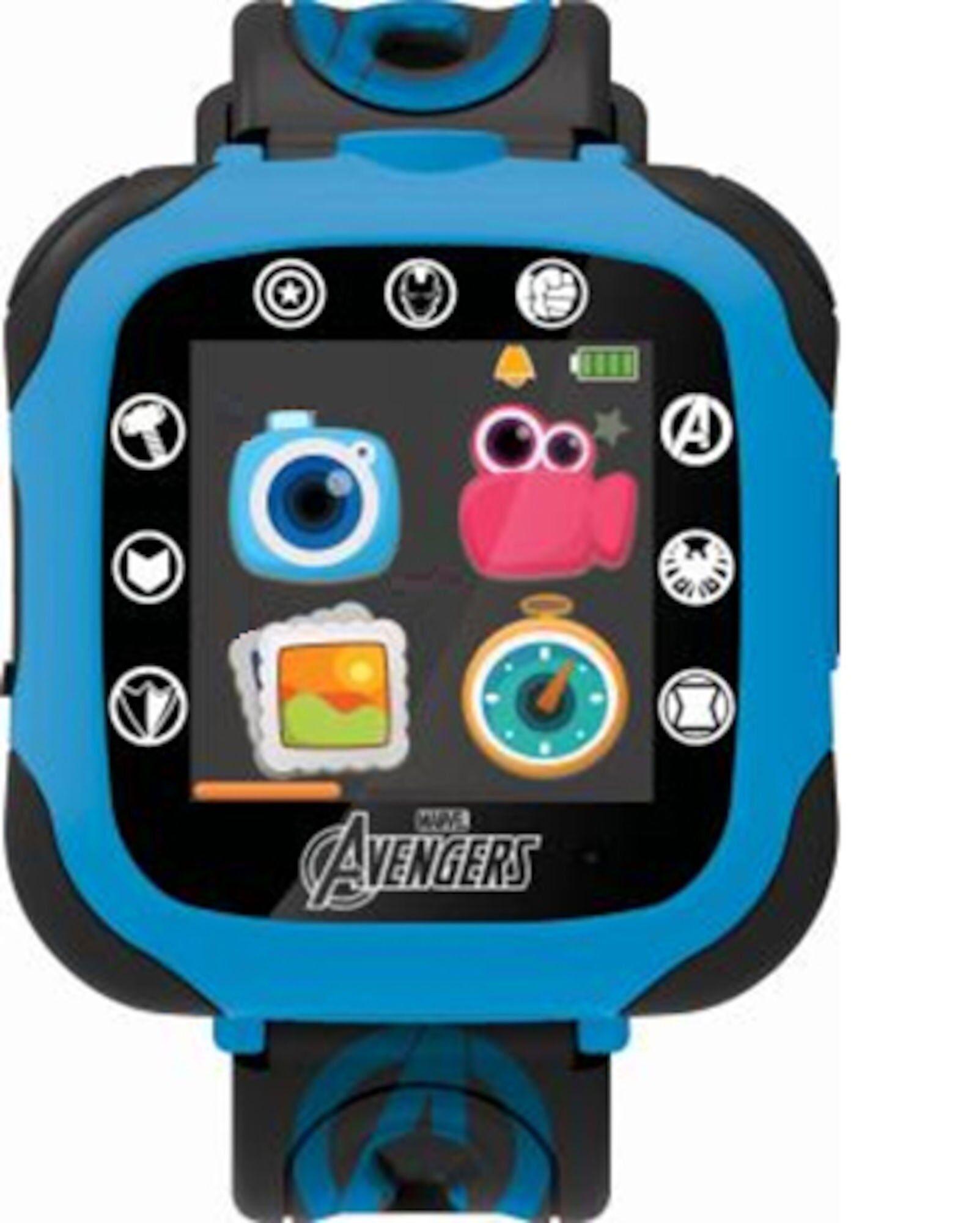 Marvel Avengers Klokke med Kamera