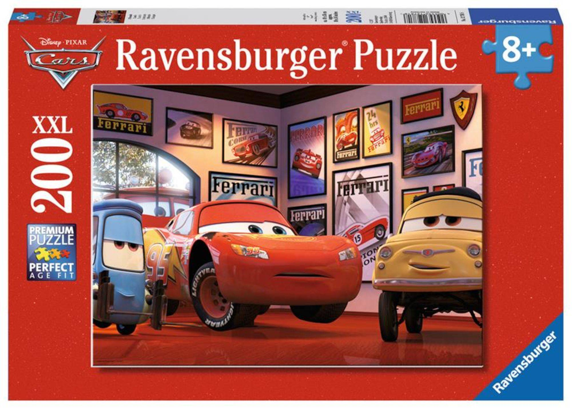 Disney Ravensburger Disney Cars 3 Puslespill Venner
