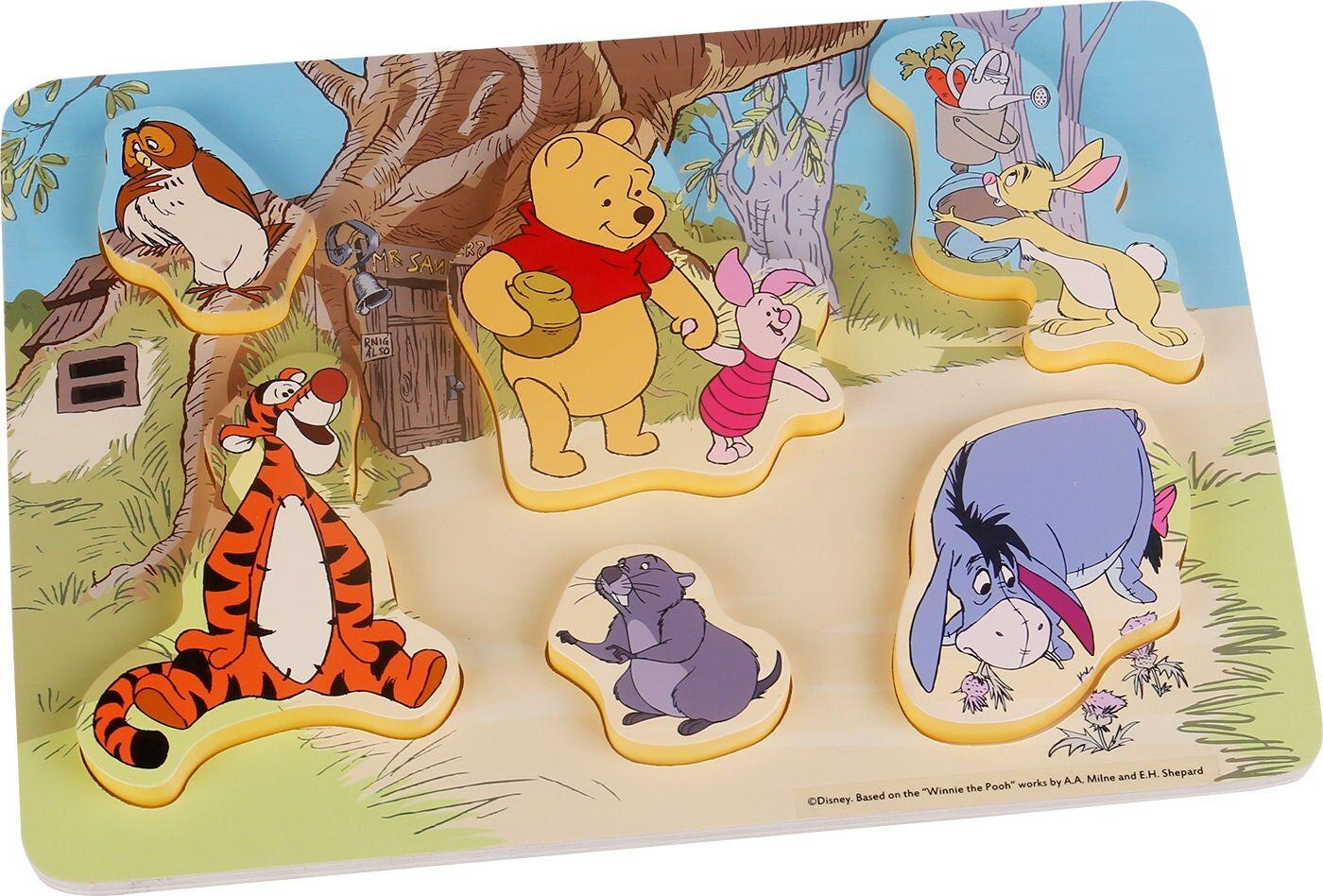 Disney Ole Brumm Puslespill
