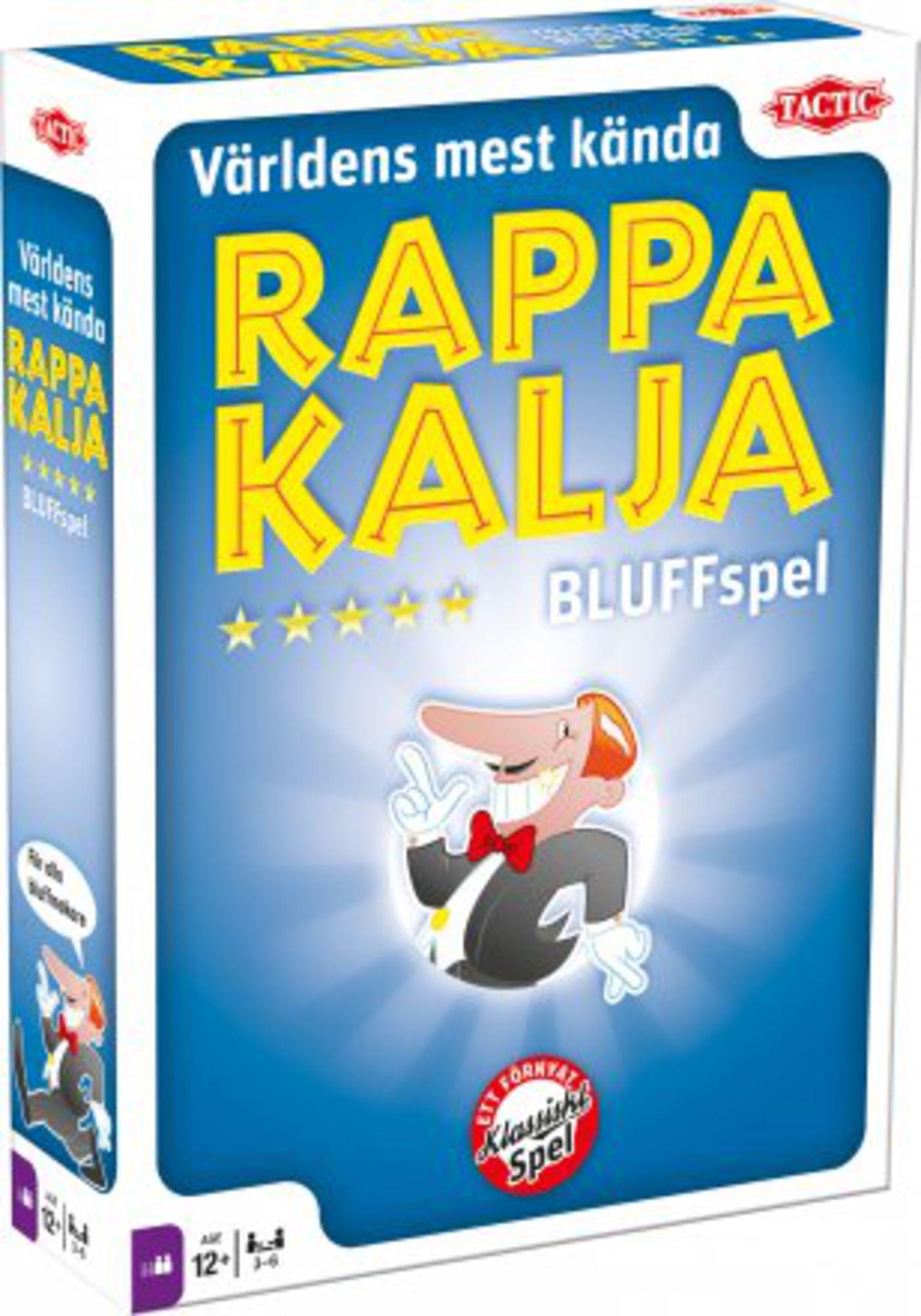 Tactic Spill Rappakalja Original