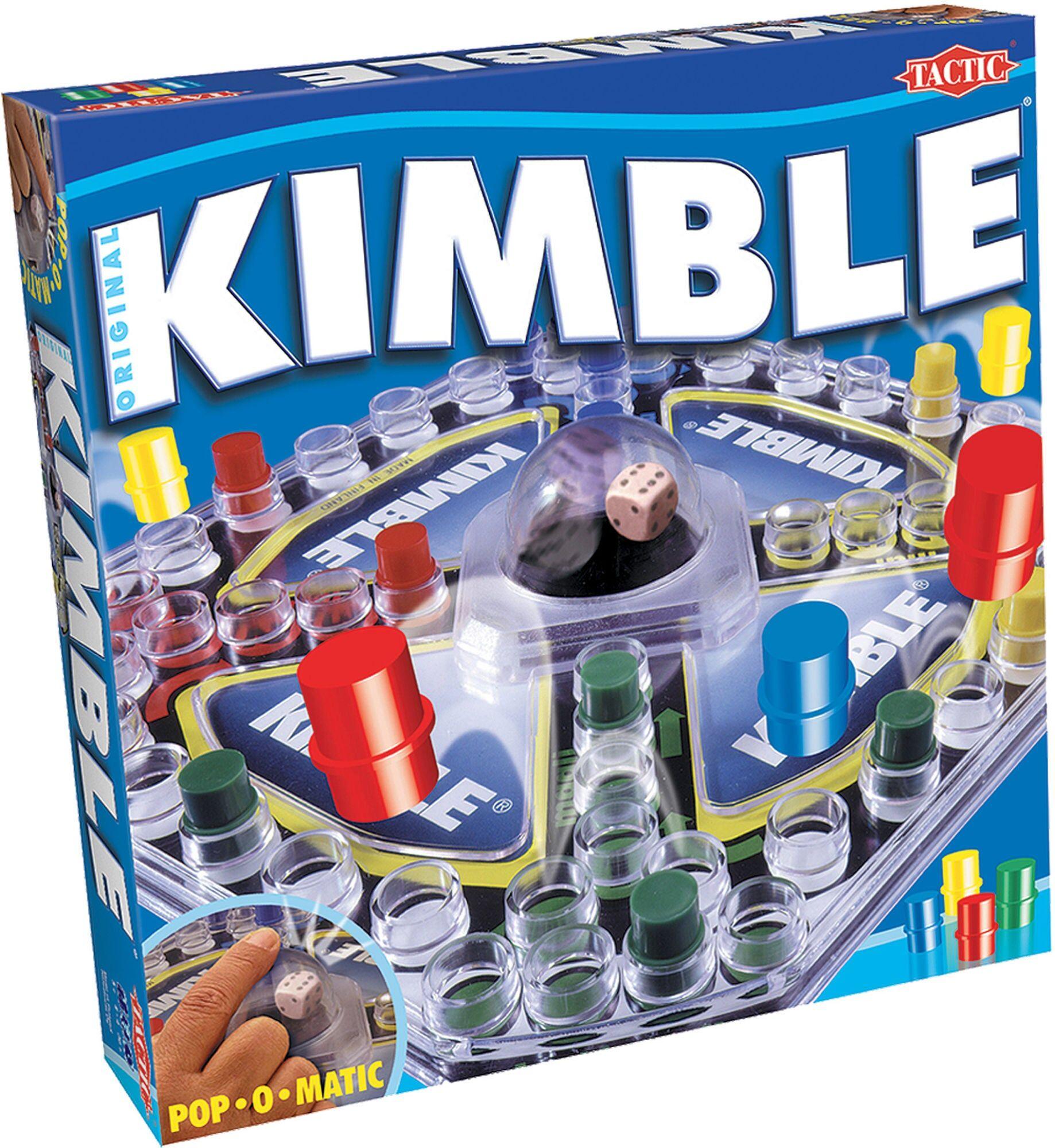 Tactic Kimble Ludo spill