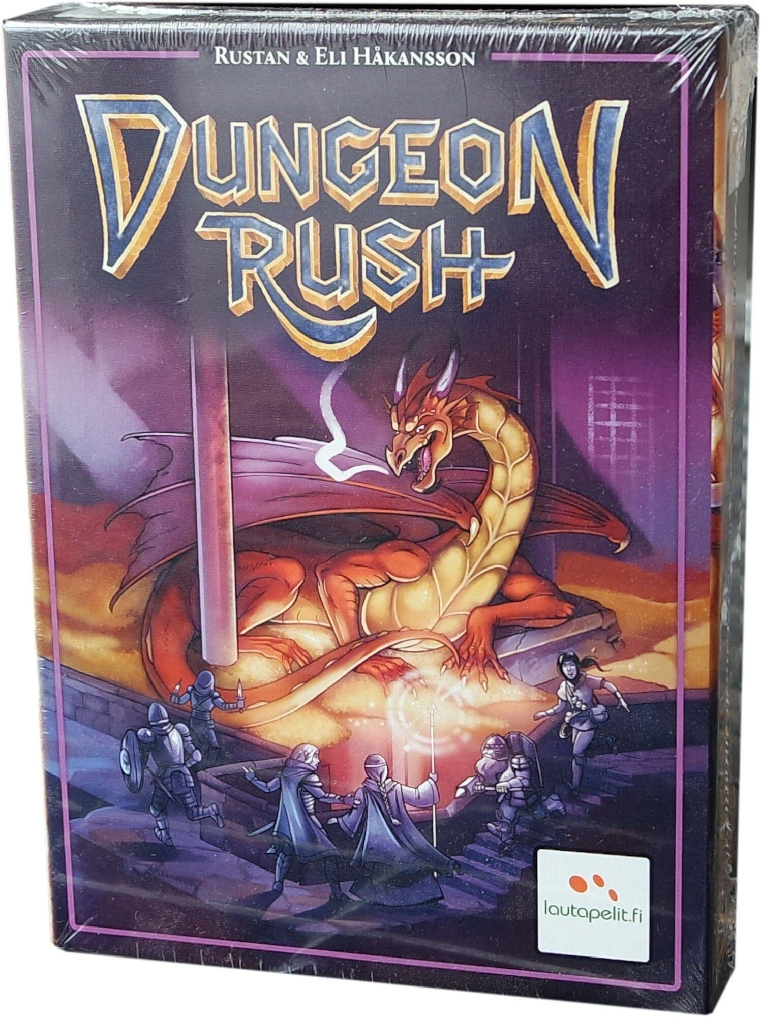 Dungeon Rush Familiespill
