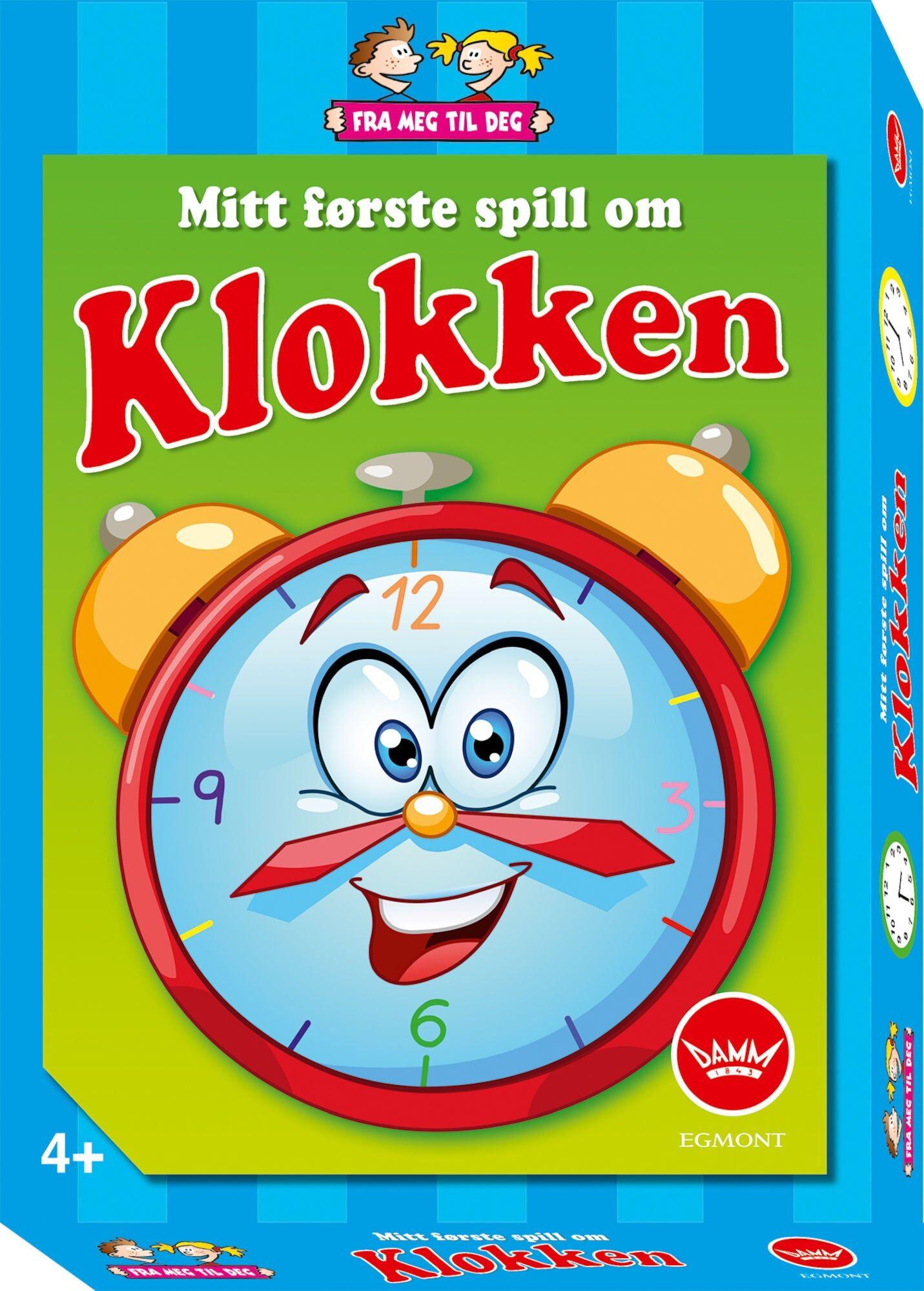 Damm Klokken/Tid Barnespill