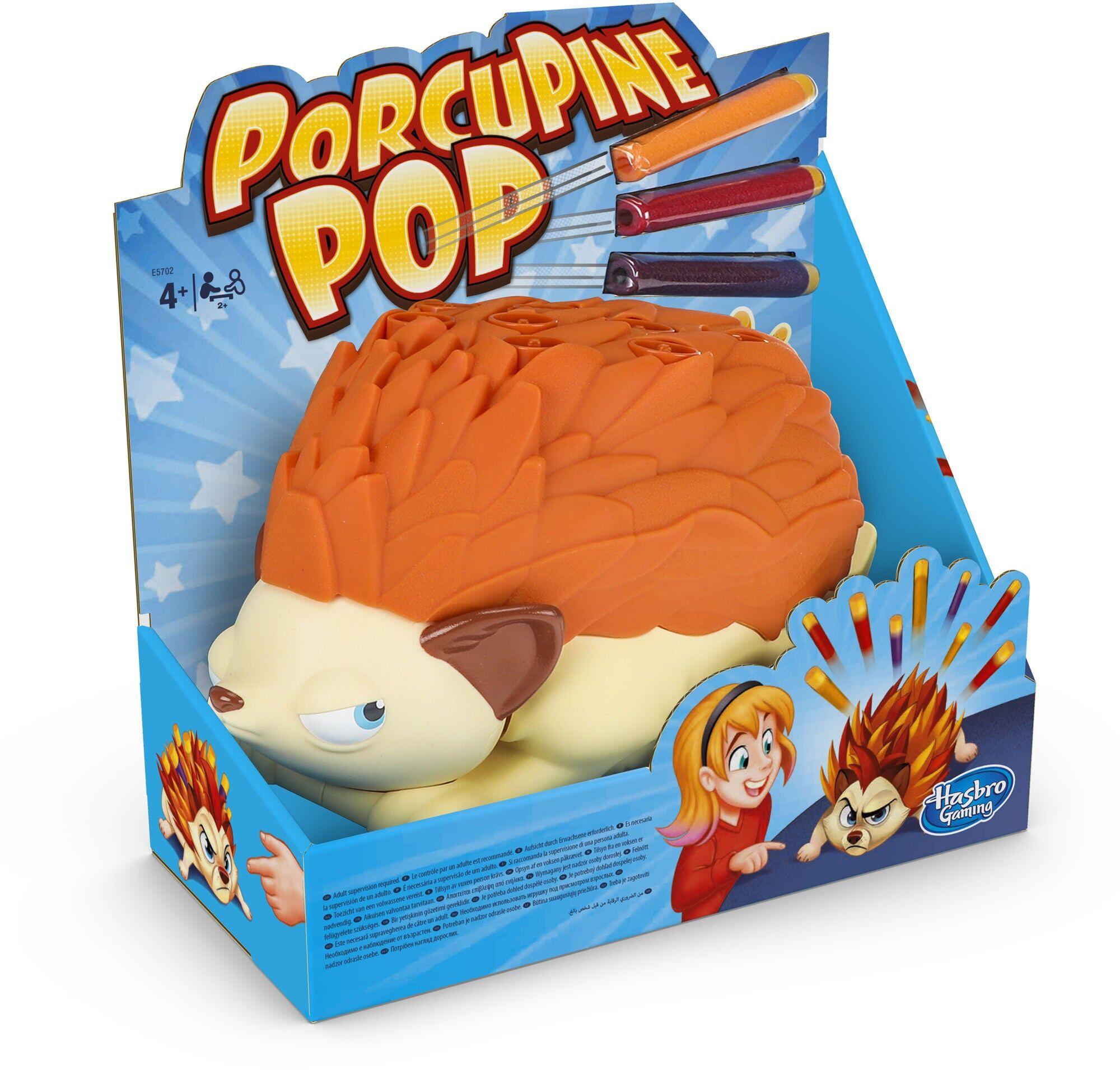 Hasbro Spill Porcupine Pop