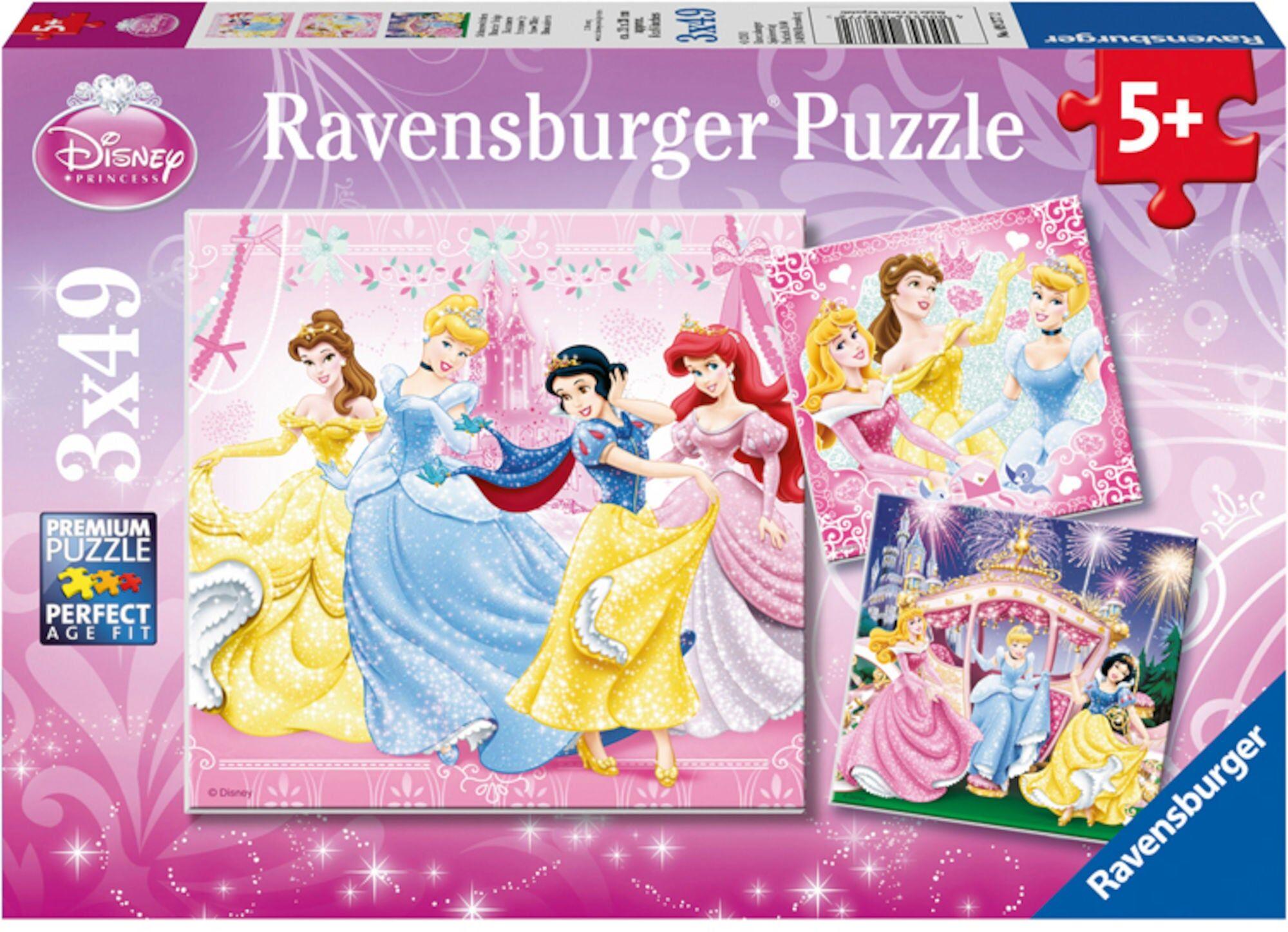 Disney Ravensburger Disney Princess Puslespill