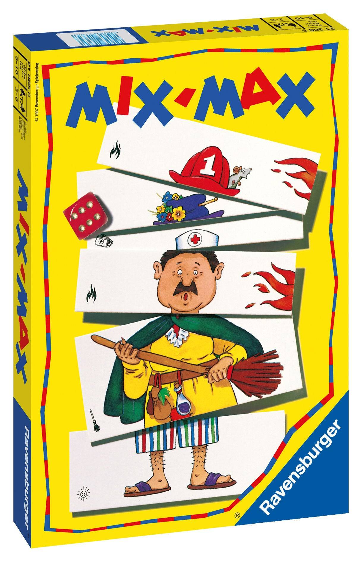 Ravensburger Kortspill Mix Max