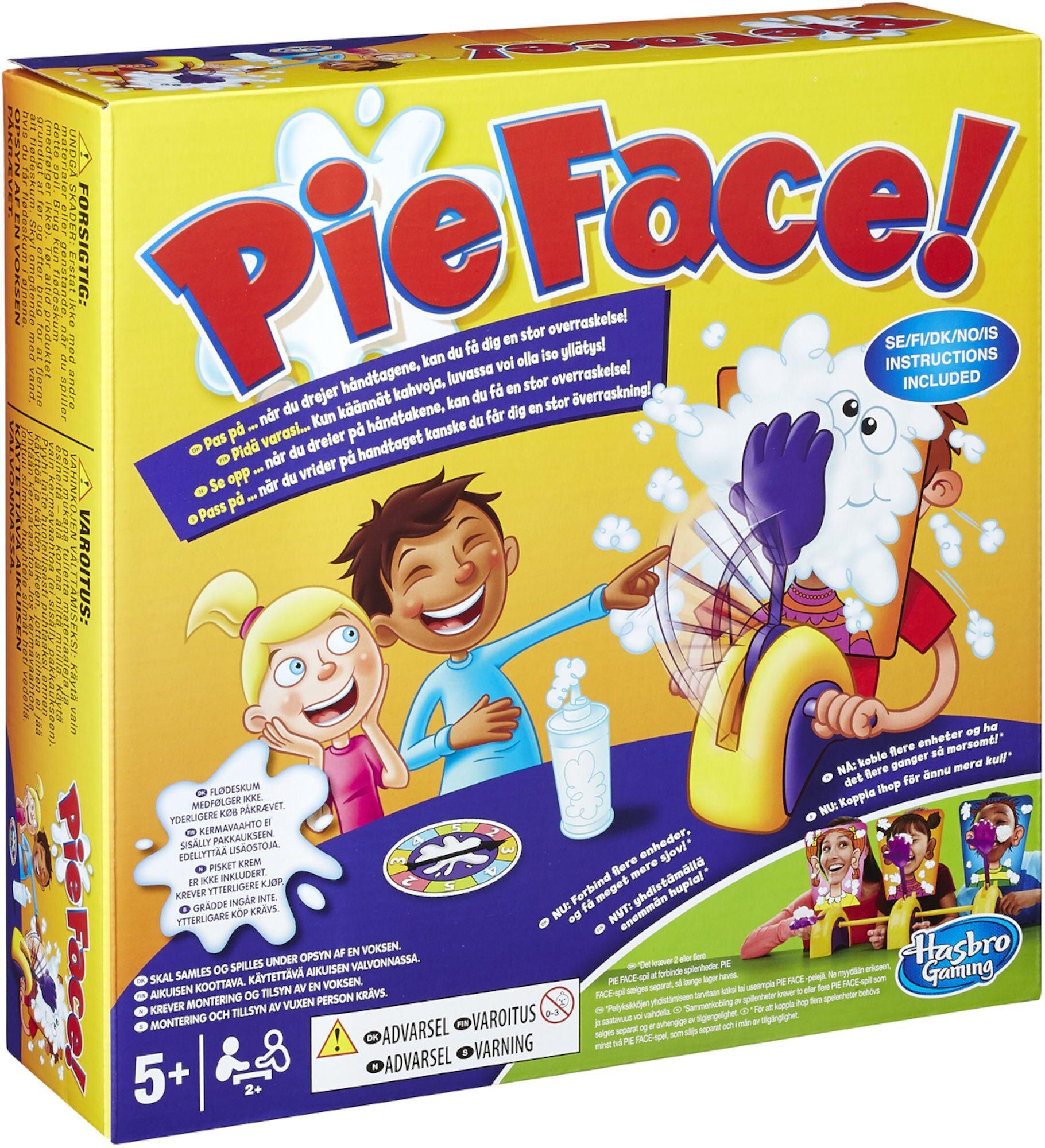 Hasbro Pie Face Kedjereaksjon