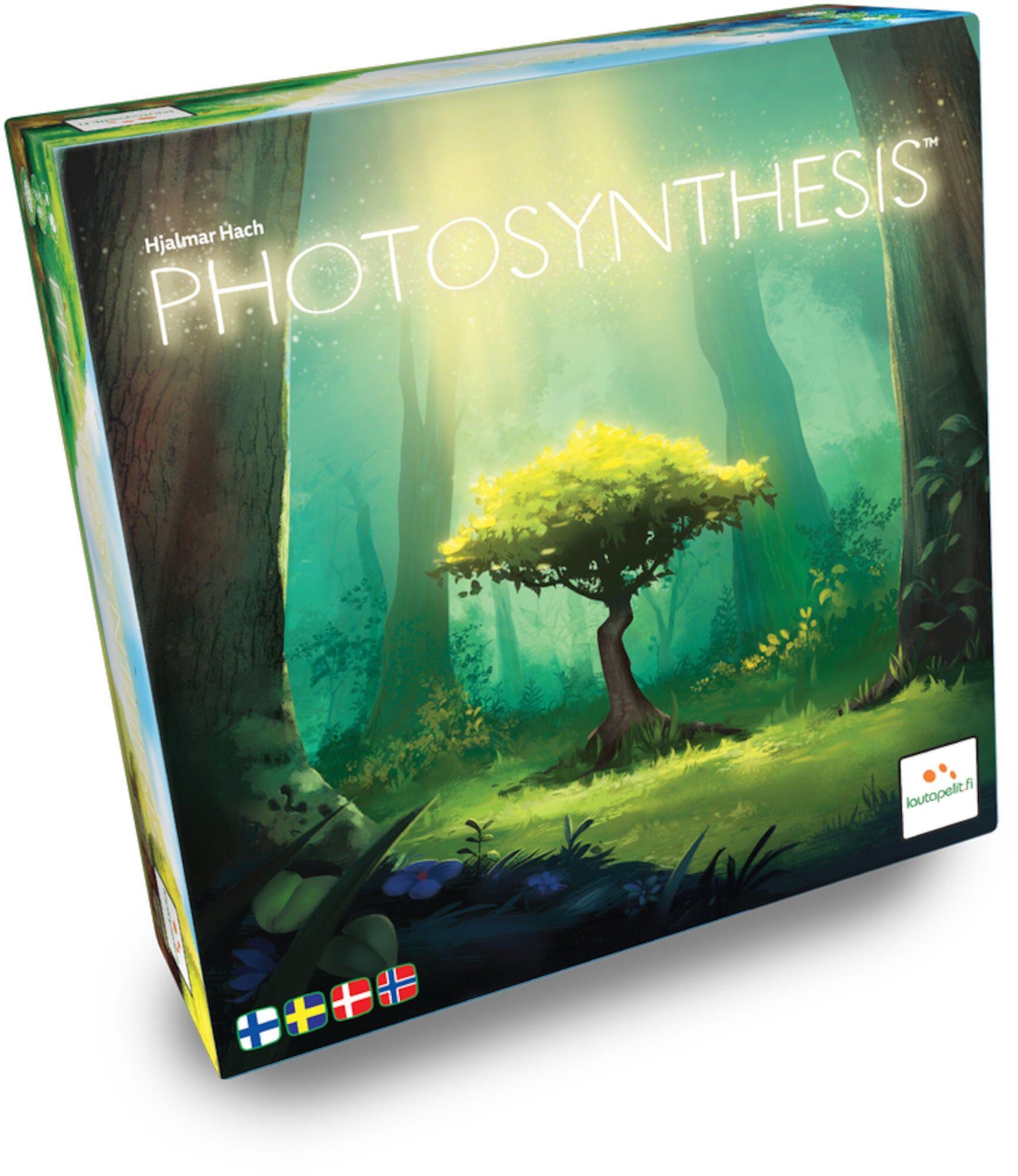 Brädspel.se Photosynthesis Familiespill