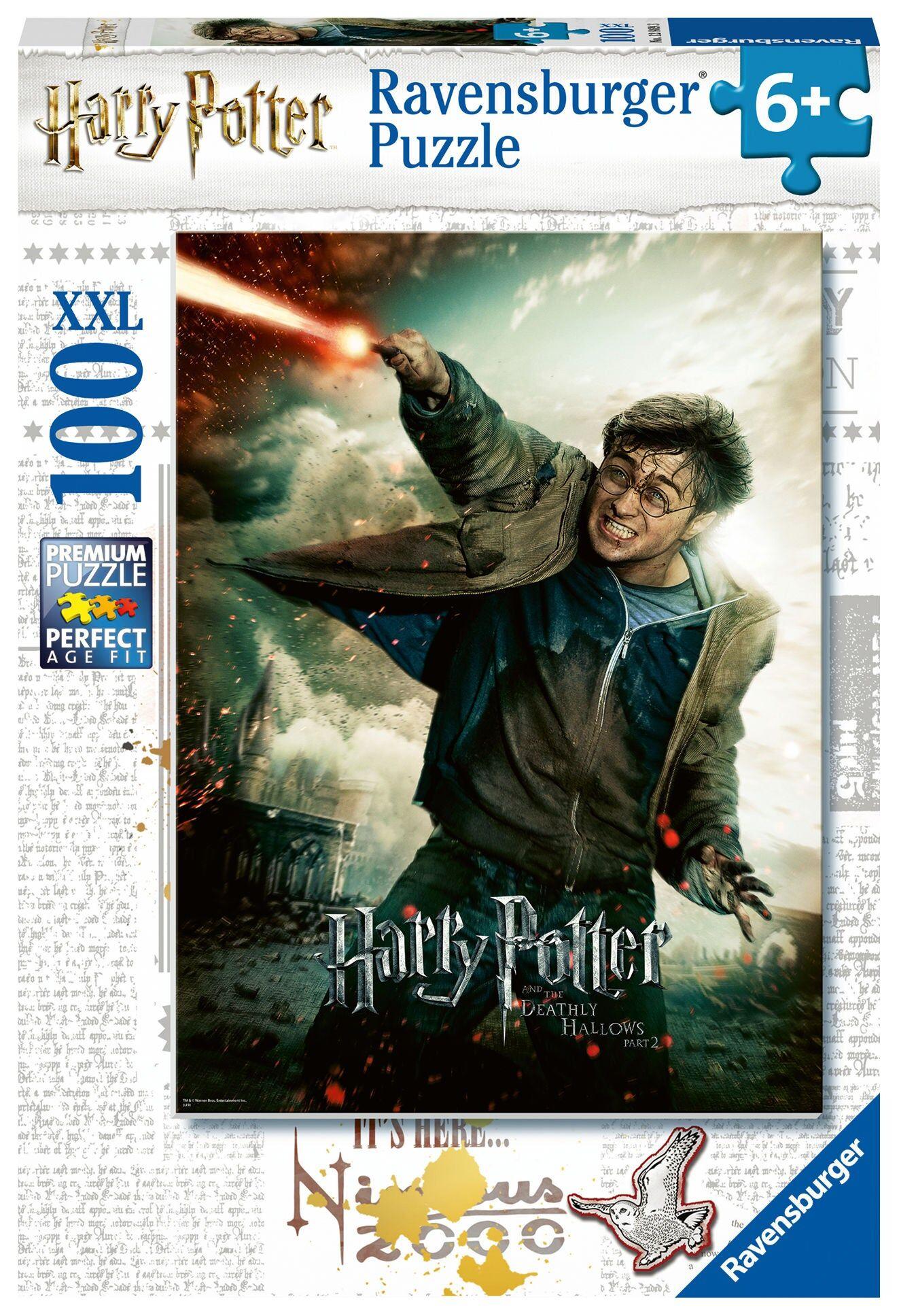 Ravensburger Harry Potter Puslespill 100 Brikker