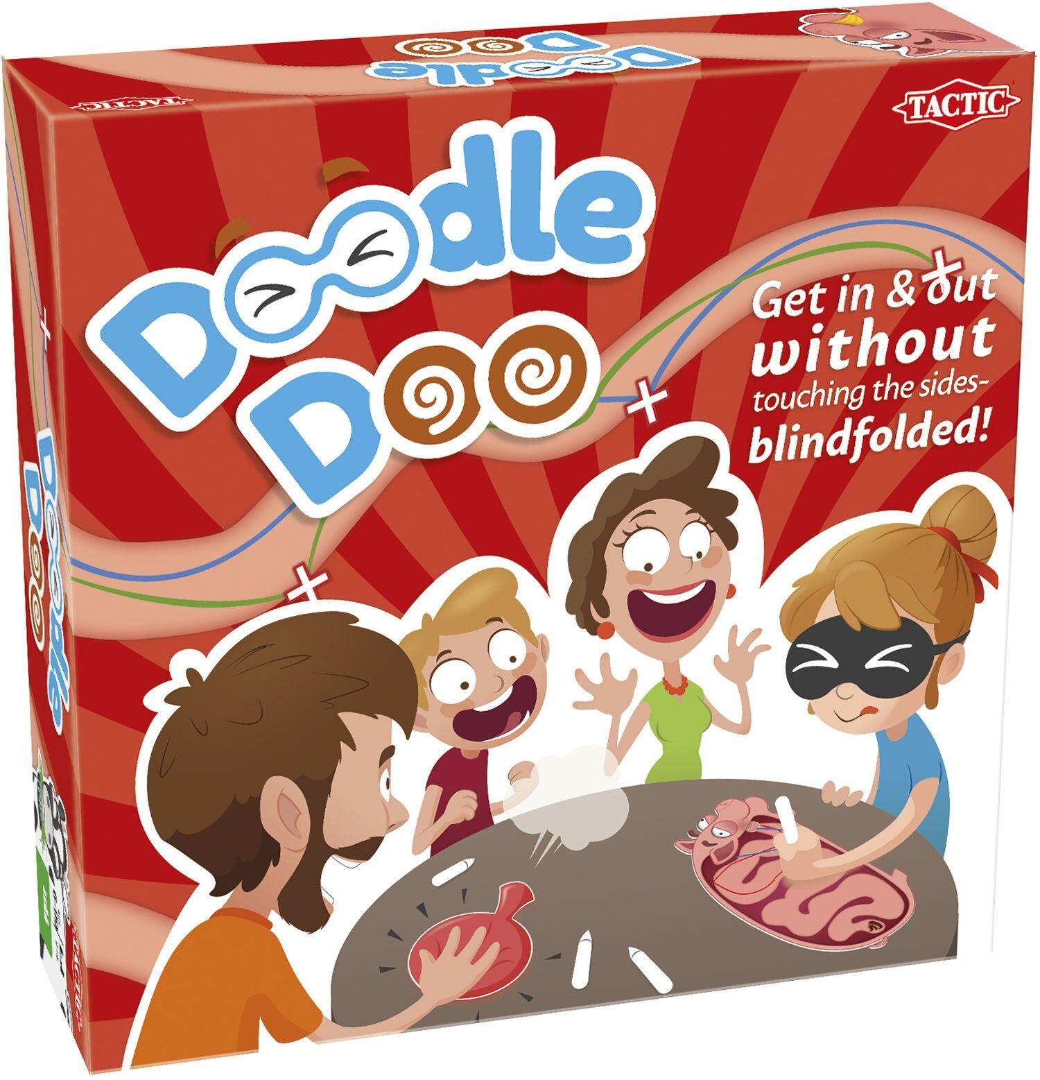 Tactic Spill Doodle Doo