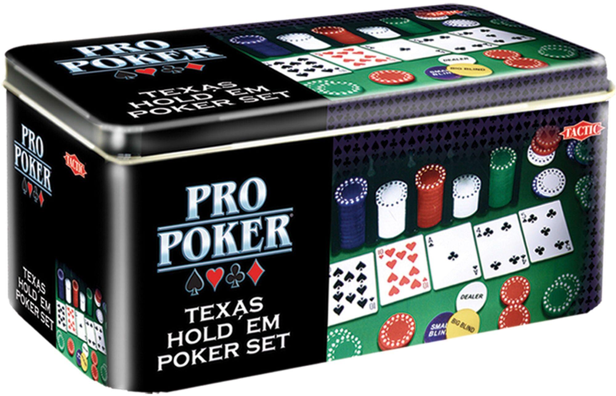 Tactic Pro Poker Texas Hold'em
