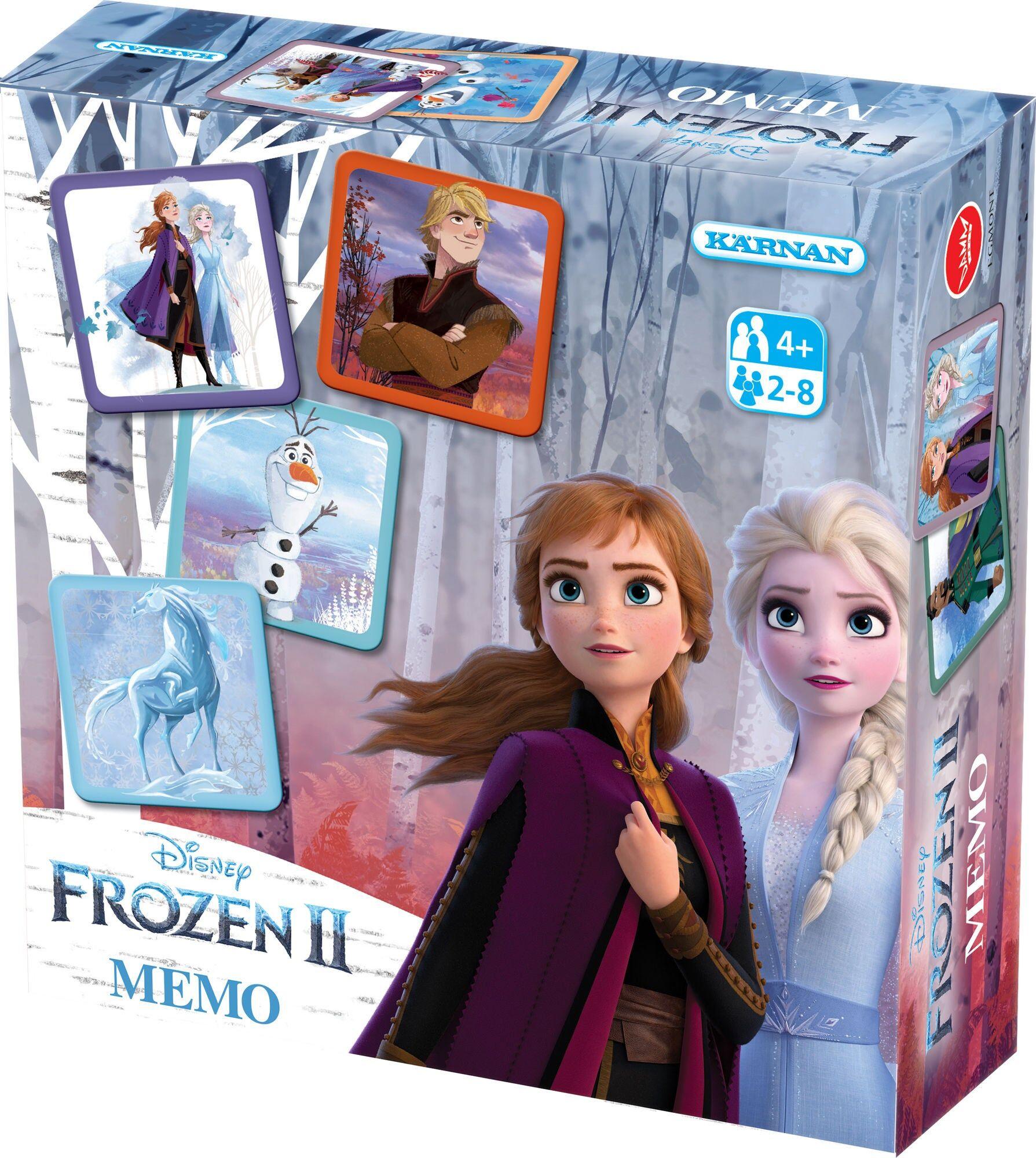 Egmont Kärnan Kärnan Disney Frozen 2 Memo