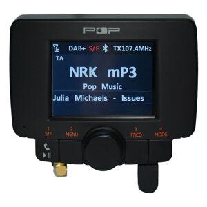 POPyourCAR 2.2 - DAB+ adapter, god radio til bil