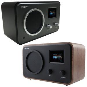 POPradio - radio med dab+, fm, strømming fra bluetooth,