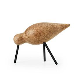 Normann Copenhagen -Shorebird Medium, Sort