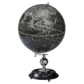 Authentic Models -Vaugondy 1745 Globus, Sort, 50x32cm