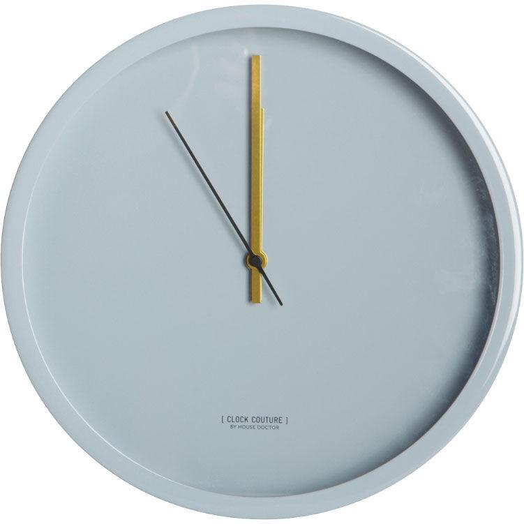 House Doctor-Clock Couture Veggklokke, 30cm