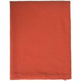 Lexington -Cotton Sengeteppe 260x240 cm, Apricot