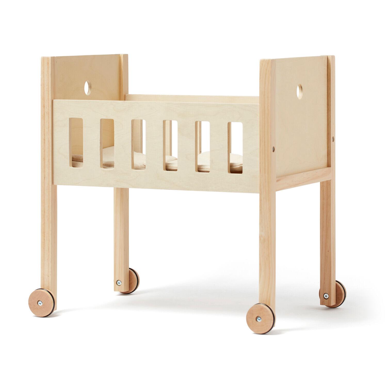 Kids Concept-Dukkeseng Inkludert Sengesett, Natur