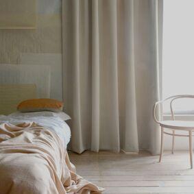 Mimou -Hotel Mørkleggingsgardin 290x290 cm, Naturlig beige