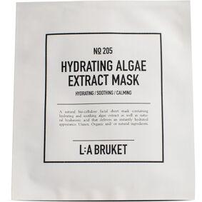 L:a Bruket -205 Hydrating Algae Extract Mask, 4-pack