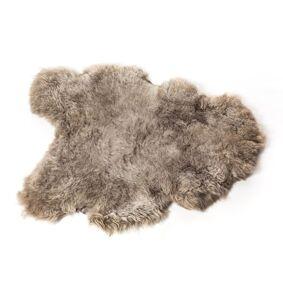 The Organic Sheep -Shorthair Saueskinn 50x100cm, Taupe
