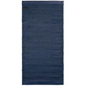Rug Solid -Porto Skinnteppe 65x135 cm, Blå