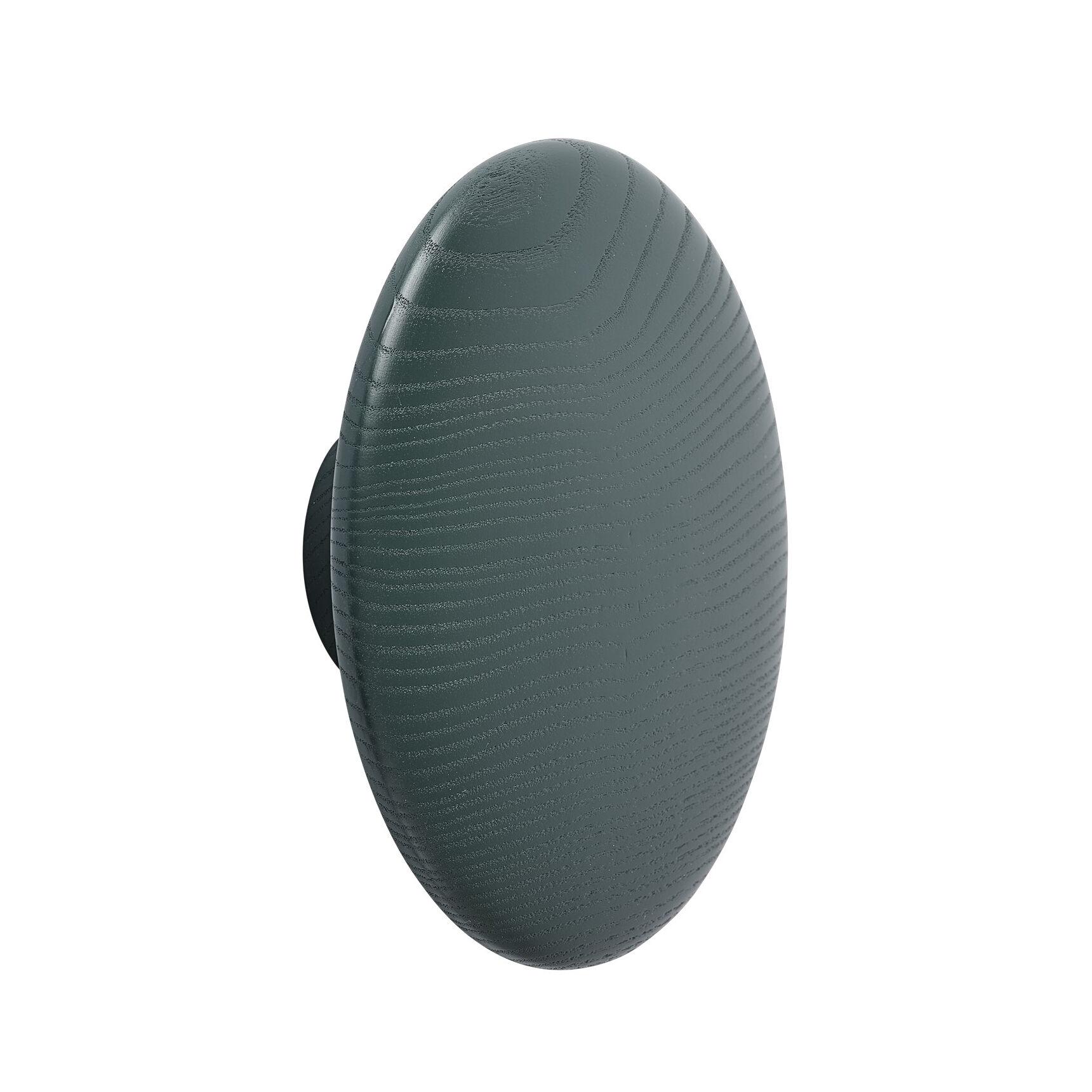 Muuto-The Dots Knagg Large, Mørk Grønn