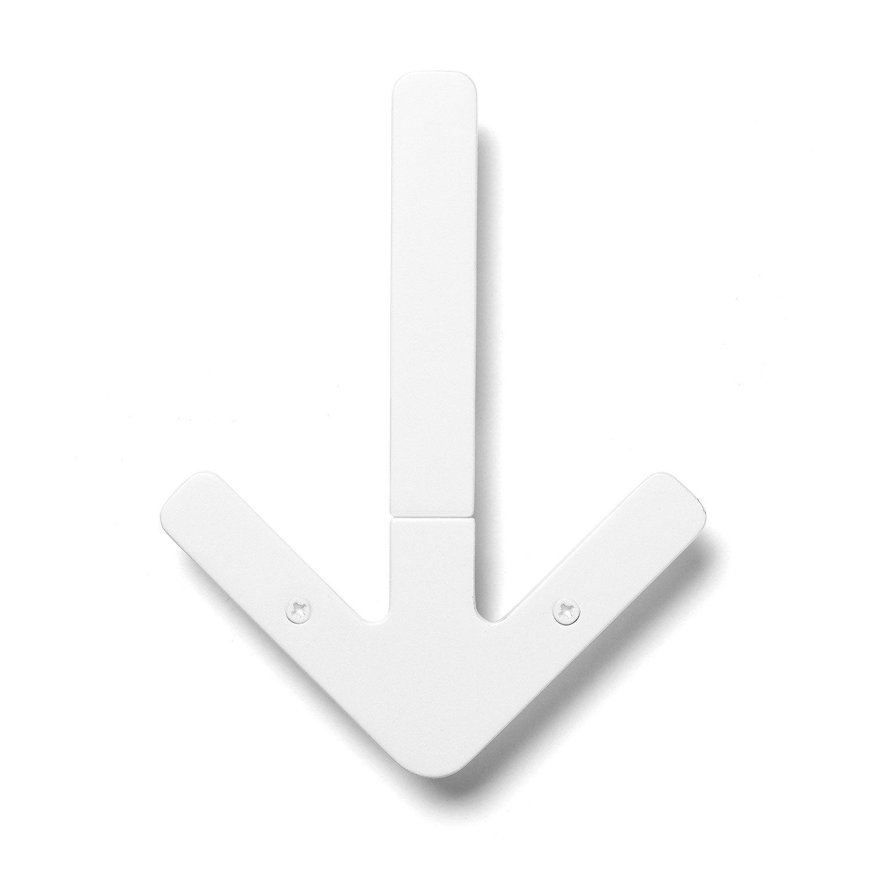 Design House Arrow Hanger Hvit