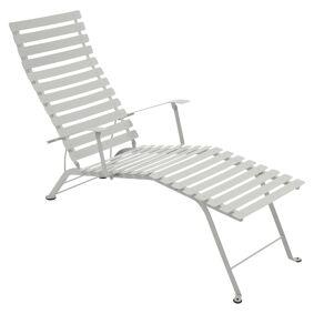 Fermob -Bistro Chaise Longue, Steel Grey