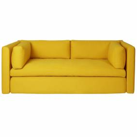 Hay -Hackney 2-Seat Sofa, Yellow