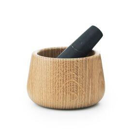 Normann Copenhagen -Craft Morter med Støter Ø13cm, Sort