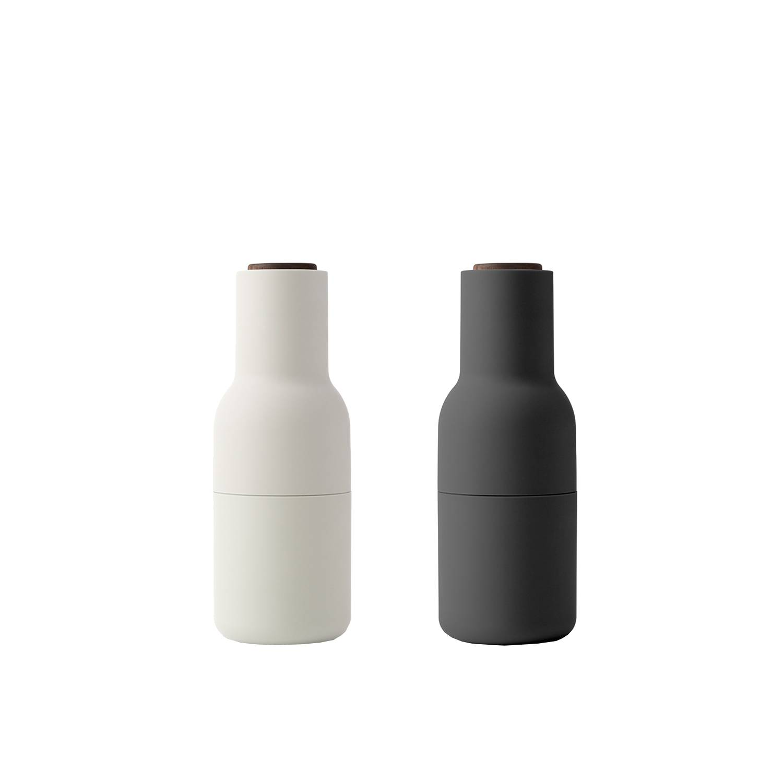 Menu-Bottle Grinder 2-pk, Ask/Valnøtt