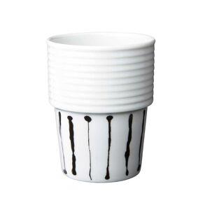 Rörstrand -Filippa K Kaffekrus 2-pk, Ink Stripe